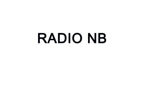 Radio Nb